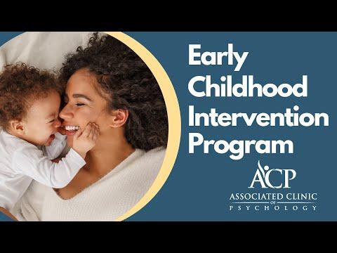 Early Childhood Intervention Program